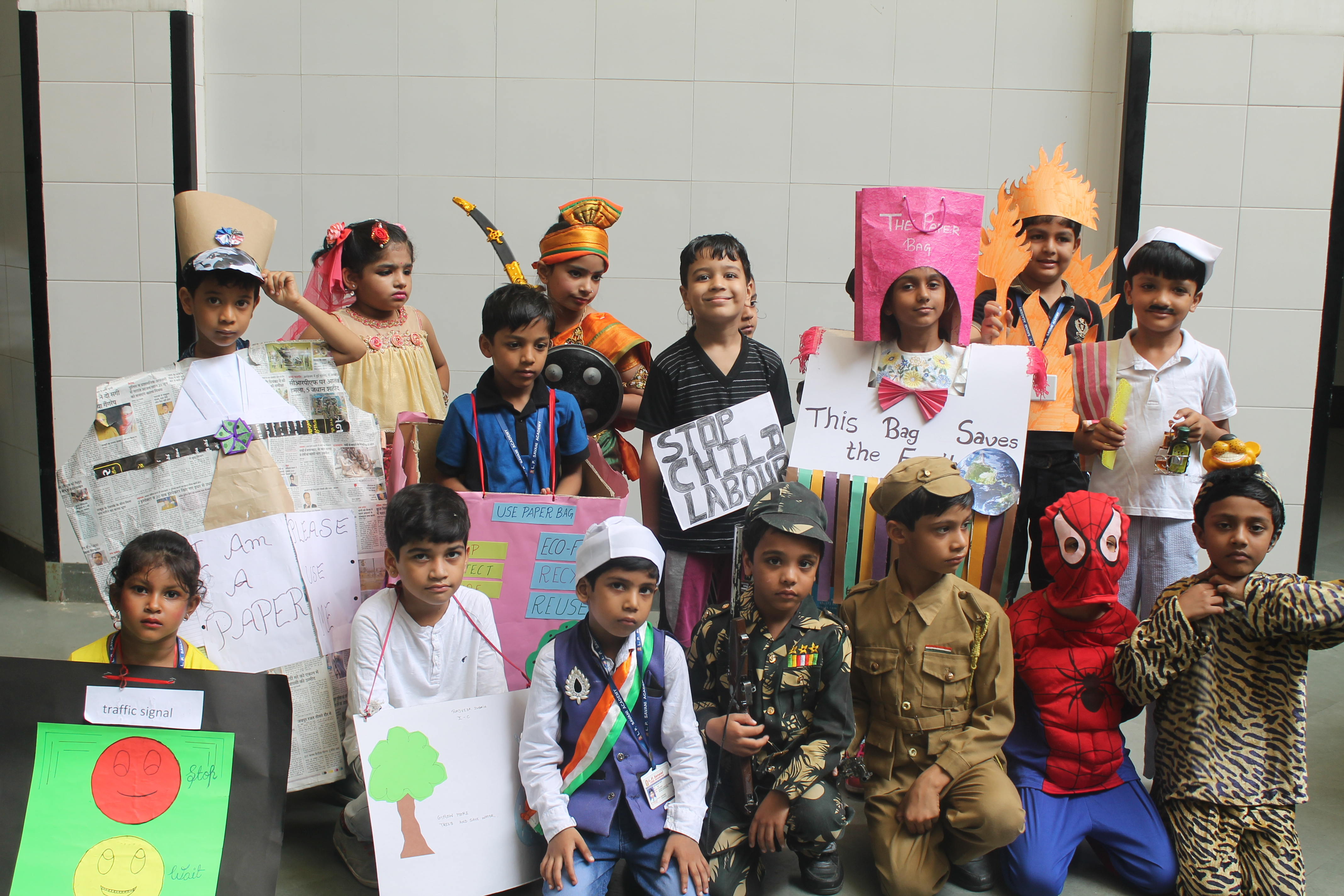 Fancy Dress Competition 2019-20