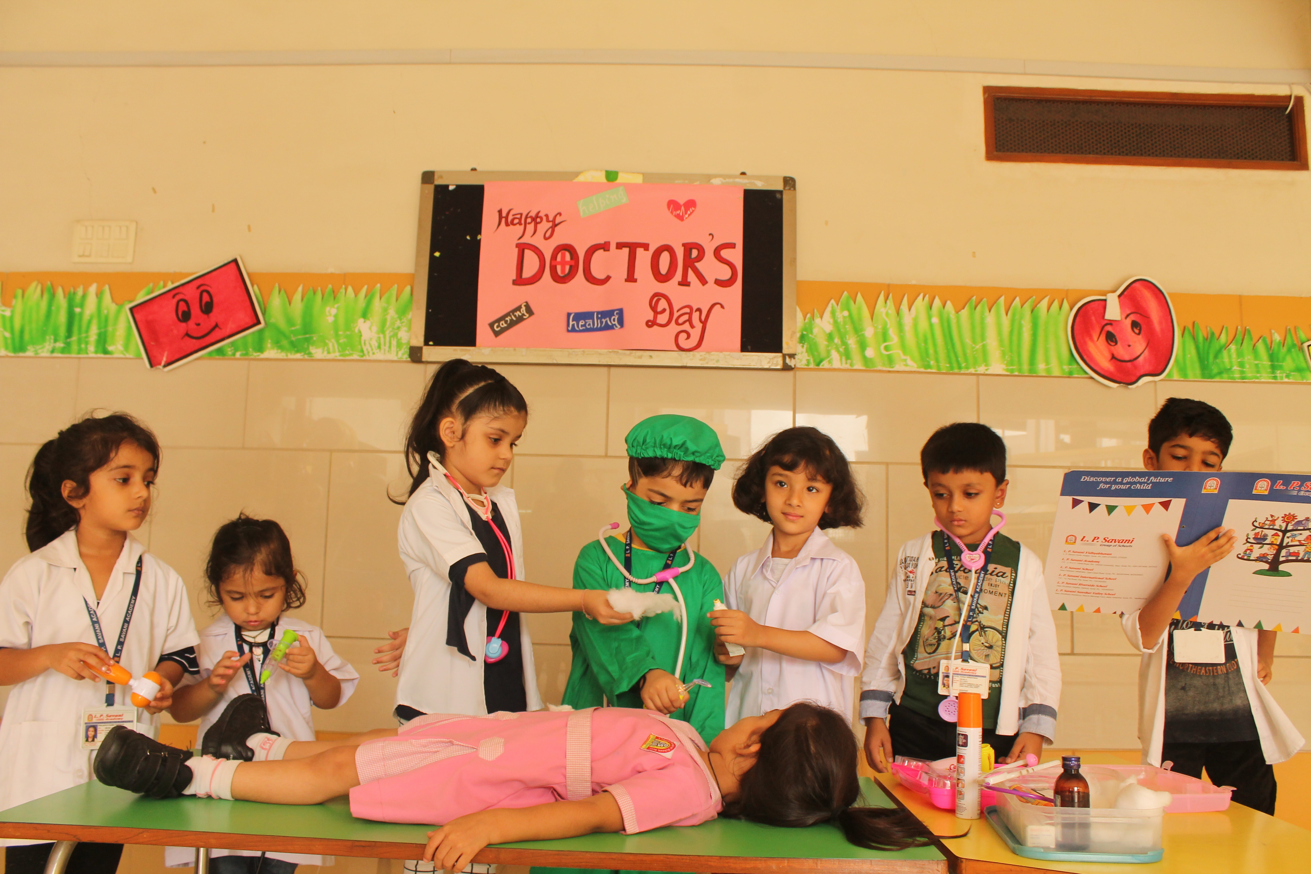 Doctor's Day 2019