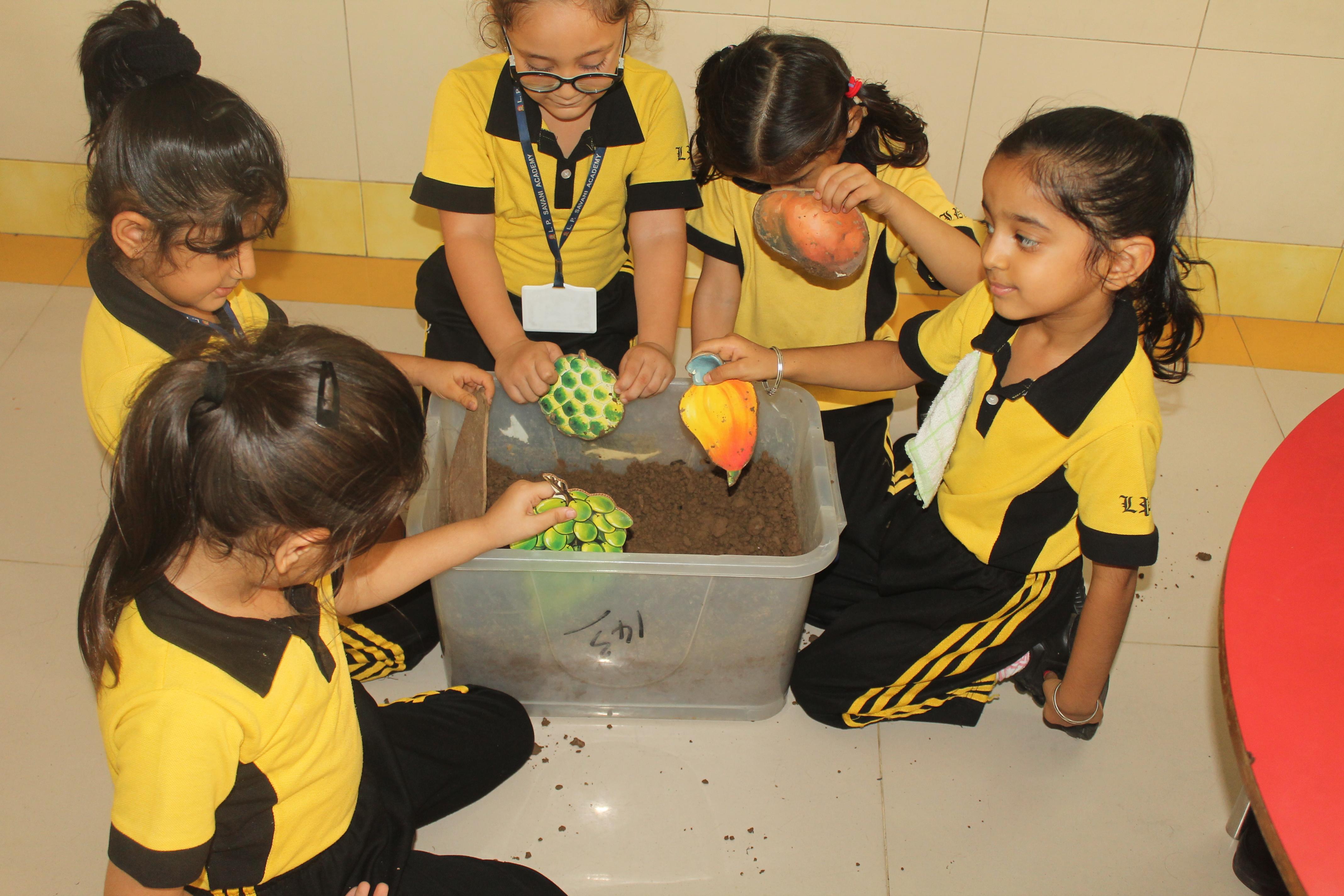 Health & Hygiene Week Activity