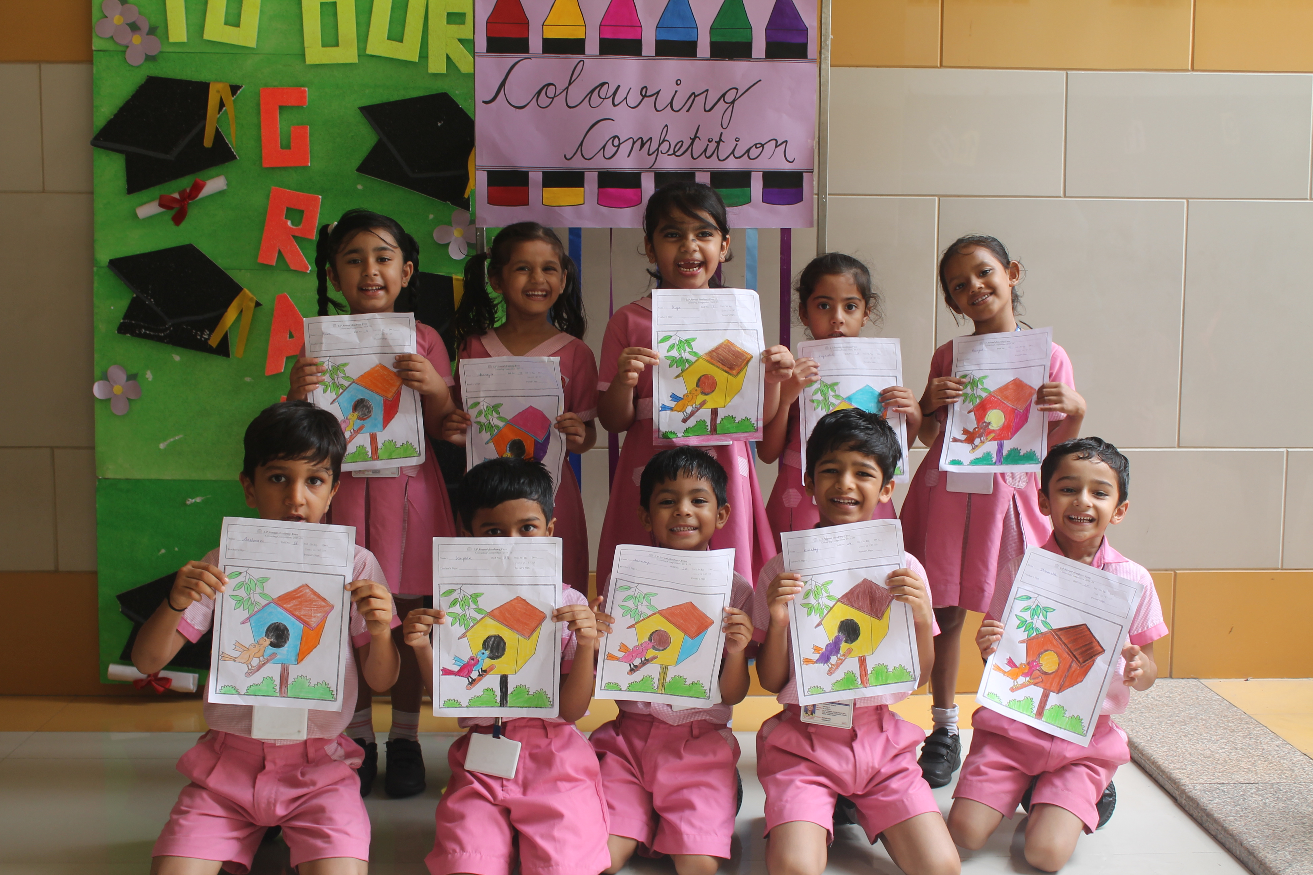 Coloring Competition