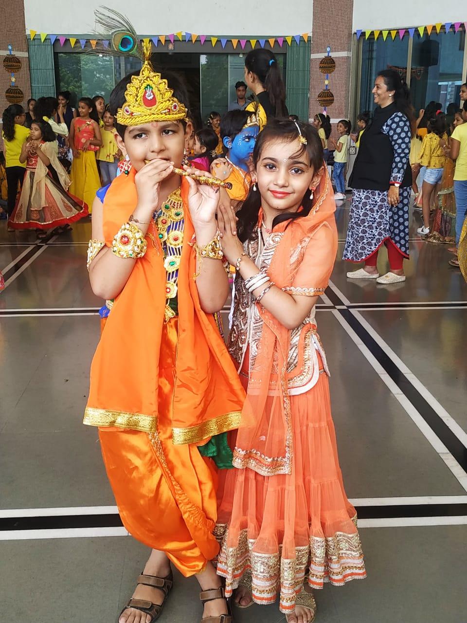 Janamashtmi Celebration 2019