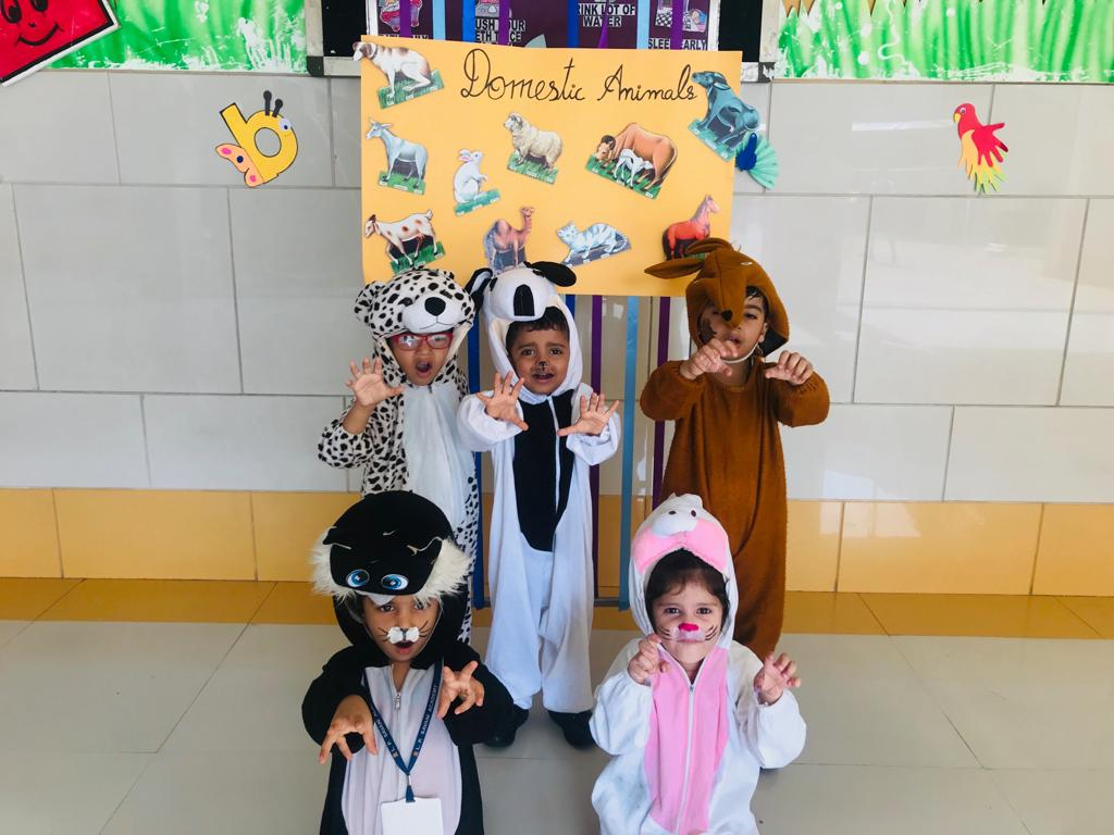 Pre-Primary Special Assembly