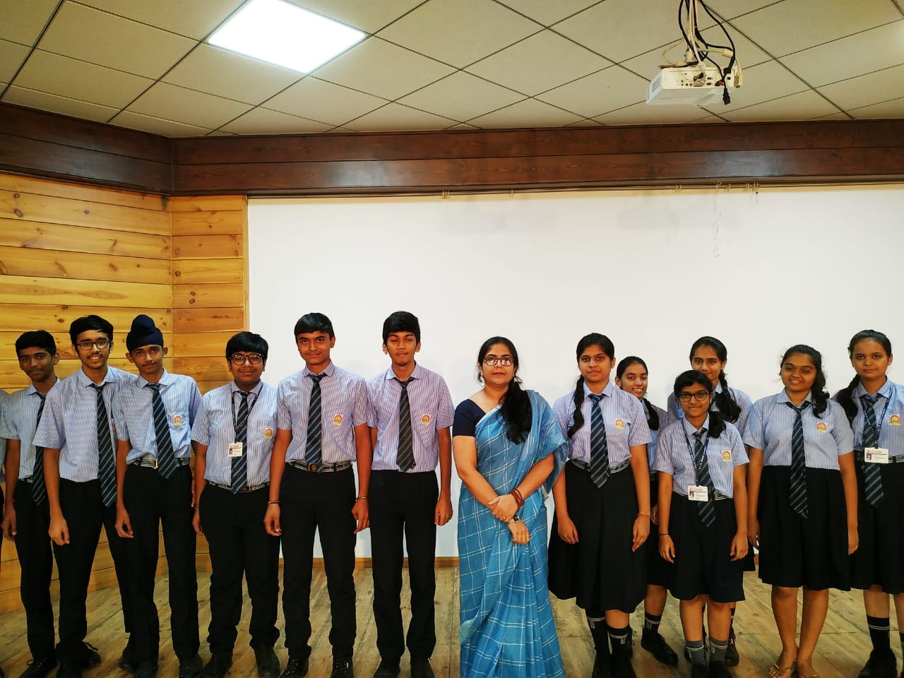 Motivational Seminar by Rachna Singh
