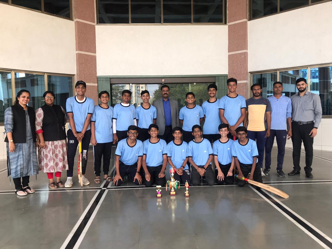 Inter L.P. Savani Cricket Tournament 2019