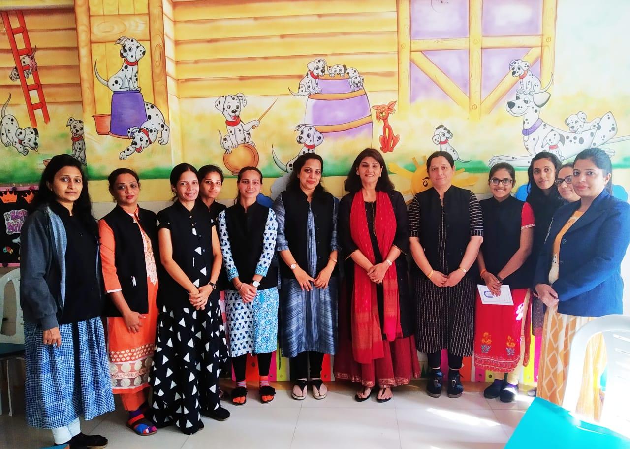 Teacher's Training Session