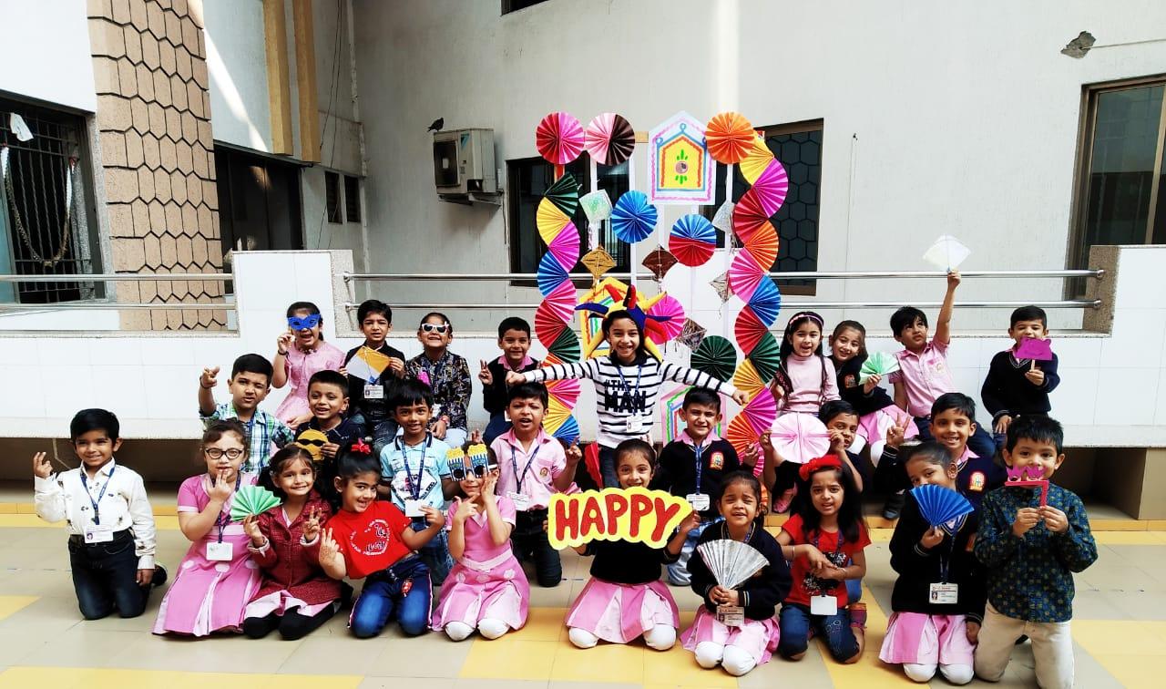 Makar Sankranti Celebrati