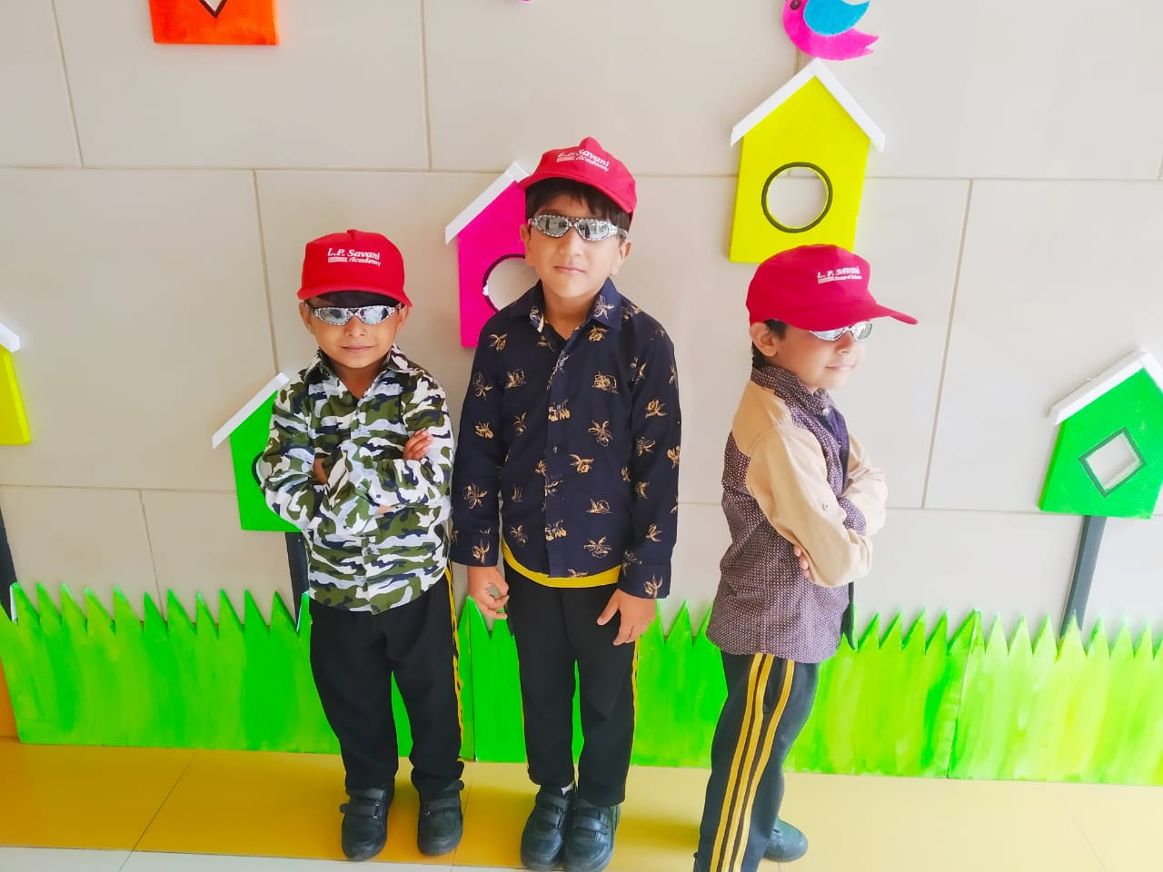 Dress-up Yourself Activity